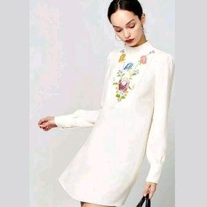 🆕️Reformation Size Medium Ivory Meghan Dress